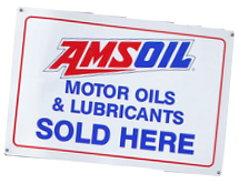 AMSOIL Sold Here!